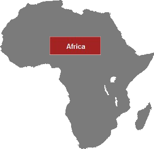 Africa Map Images