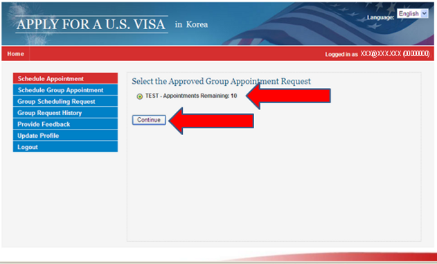 Tutorial for Scheduling Group Appointments