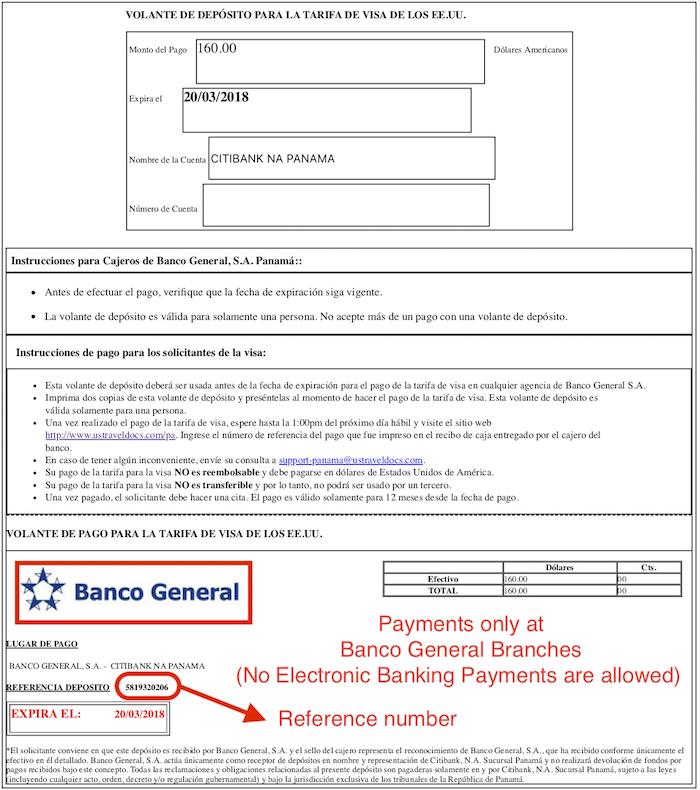 Apply for a U S  Visa | Bank and Payment Options/Pay My Visa