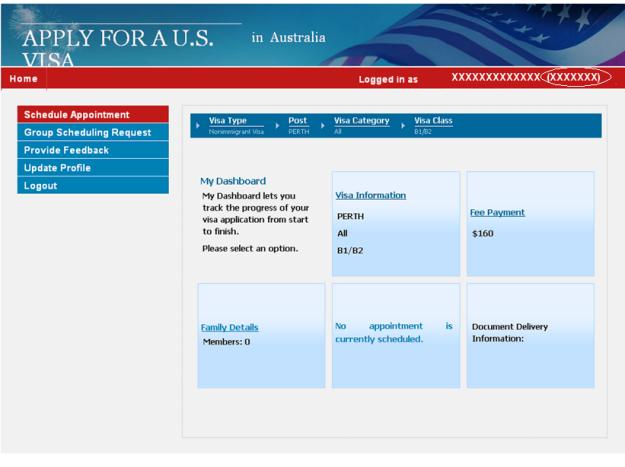 Apply for a U S  Visa | Travel Coordinator - Philippines (English)